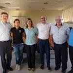 Membros da Comissão Organizadora estiveram reunidos em Curitiba.