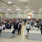 O Seminário de Mariná bateu recorde de inscritos.