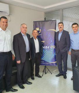 Representantes da Allianz